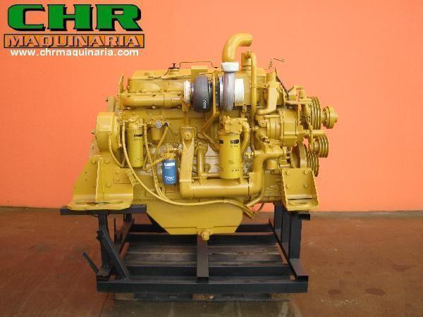 Caterpillar 375 moteur pour excavateur