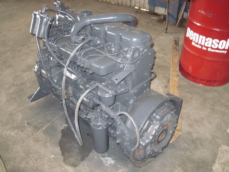 Andoria SW 400 moteur pour camion