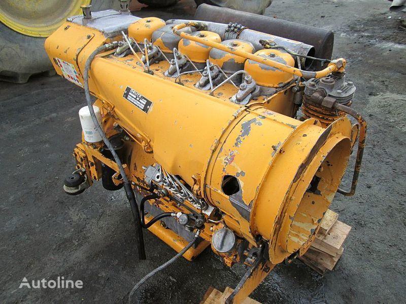 Deutz f5l912 moteur pour excavateur