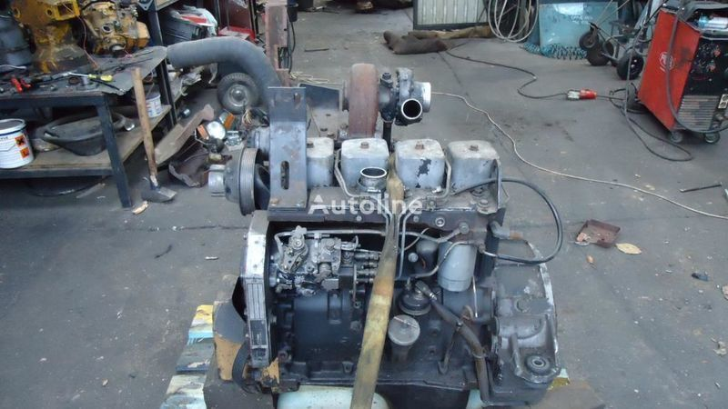 Cummins 4t390 moteur pour CASE IH excavateur
