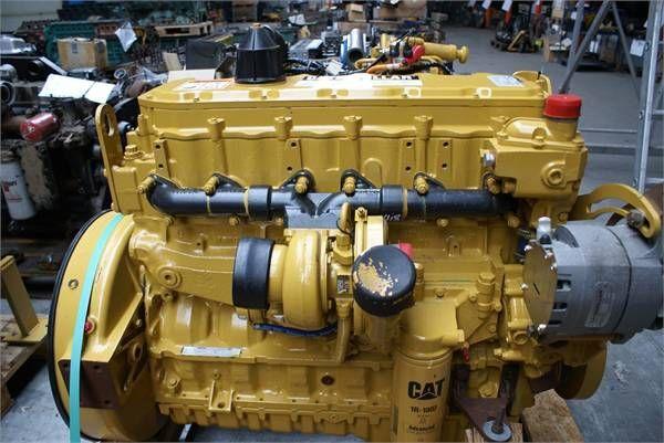 moteur pour CATERPILLAR 3126 excavateur
