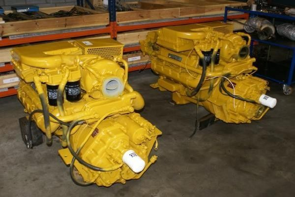 moteur pour CATERPILLAR 3208T MARINE autre matériel TP