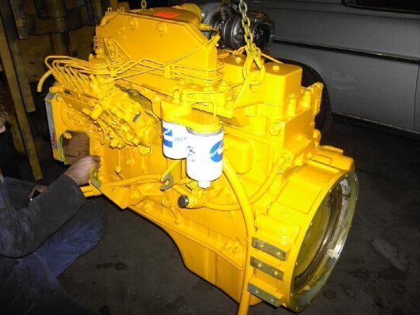 moteur pour CUMMINS 6 BT 5.9 autre matériel TP