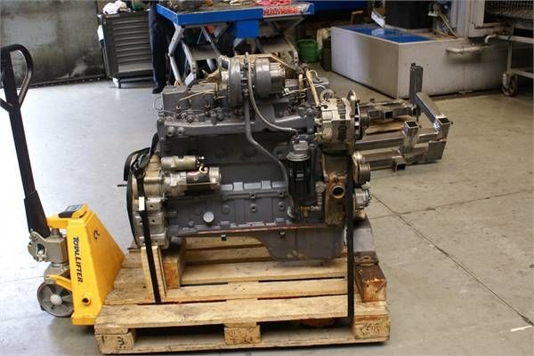 moteur pour CUMMINS 6BT autre matériel TP