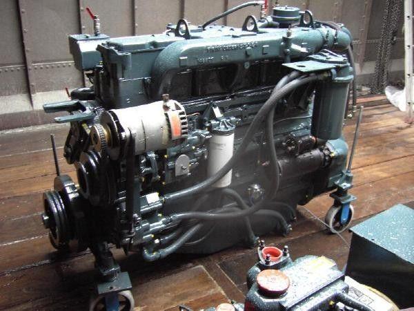 moteur pour CUMMINS NT 855 autre matériel TP