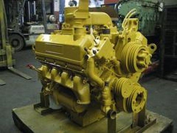 moteur pour CUMMINS VT 555 autre matériel TP