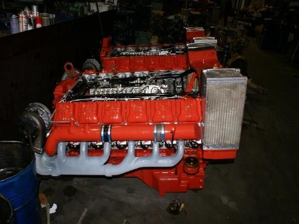 moteur pour DEUTZ BF12L513C autre matériel TP