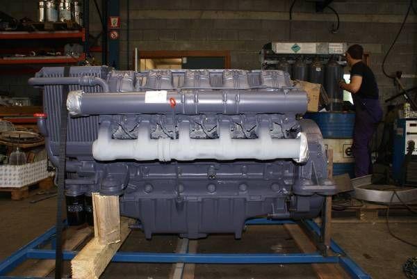 moteur pour DEUTZ F10L413 excavateur