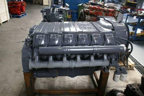 moteur pour DEUTZ F12L413F autre matériel agricole