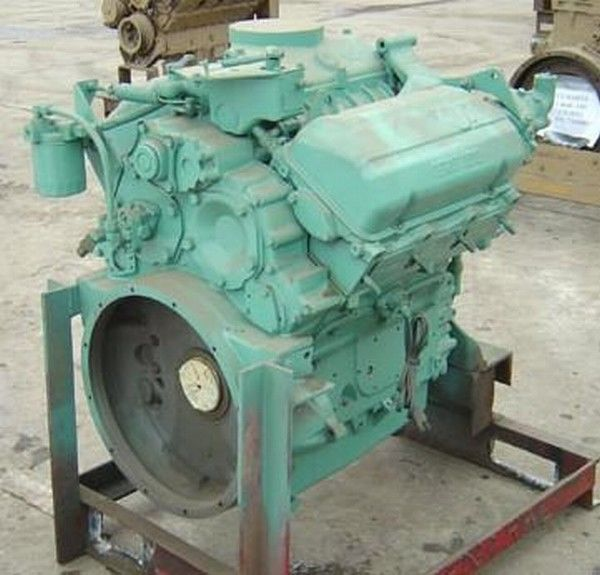 moteur pour Detroit 6V53 autre matériel TP