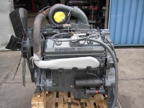 moteur pour Detroit 8V71 autre matériel TP
