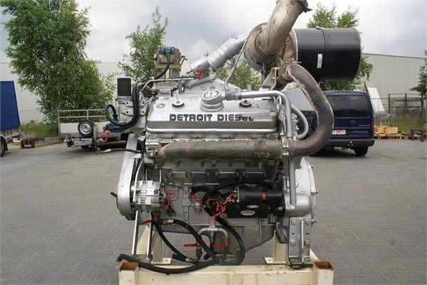 moteur pour Detroit 8V92TA autre matériel TP