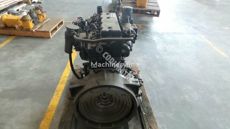 moteur pour FIAT-KOBELCO EX95W excavateur