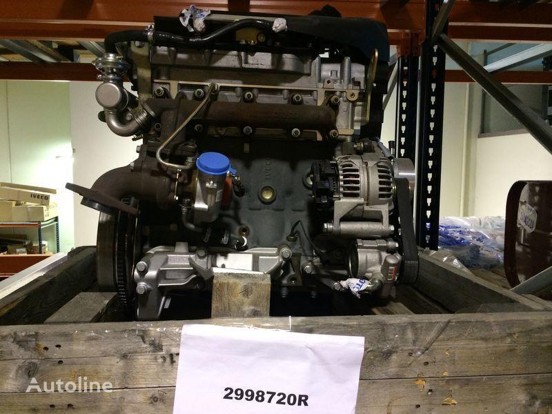Iveco F1AE0481 E4 moteur pour IVECO DAILY minibus