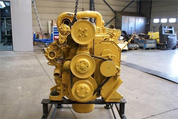 moteur pour KOMATSU S6D102E autre matériel TP