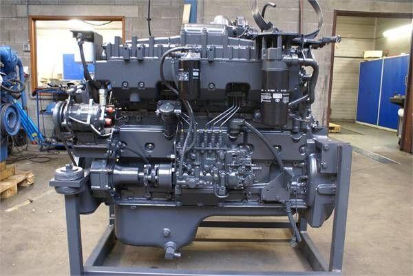 moteur pour KOMATSU SA6D125 E2 autre matériel TP
