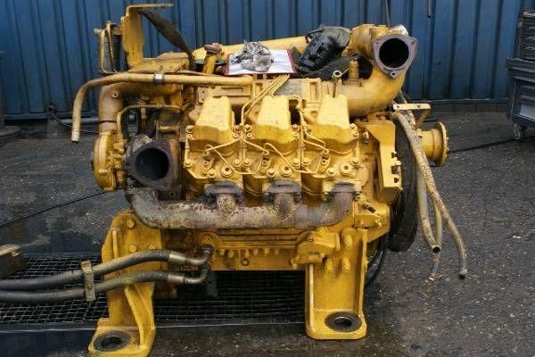 moteur pour LIEBHERR USED ENGINES autre matériel TP