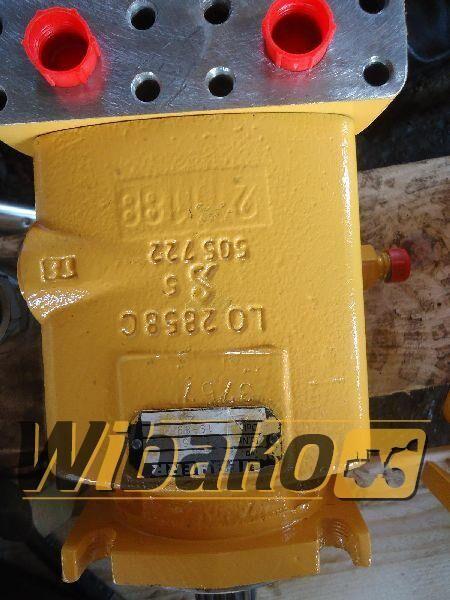 Drive motor Liebherr LMF45 moteur pour LMF45 autre matériel TP