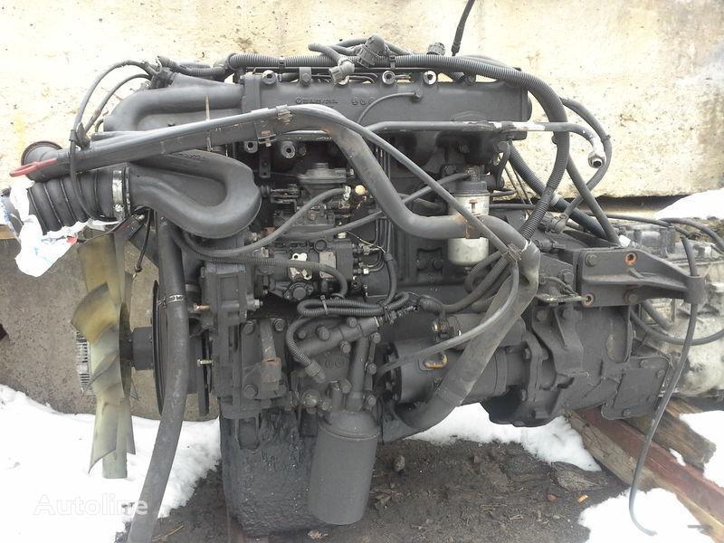Motor MAN 4.6l 163 k.s 114kv prostoy turbo-dizel 440 tis. moteur pour MAN camion