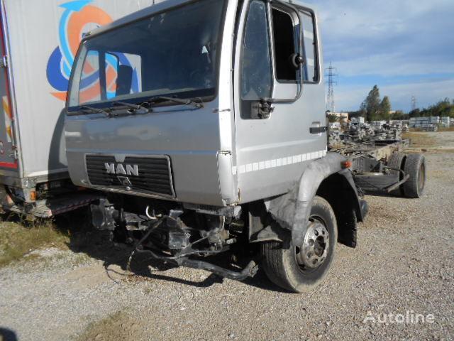MAn 14.163 moteur pour MAN 163 camion