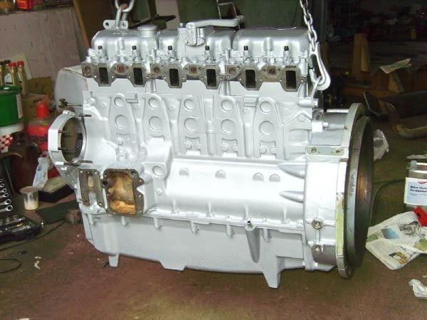 moteur pour MAN D0826 LF 06 chargeur sur pneus