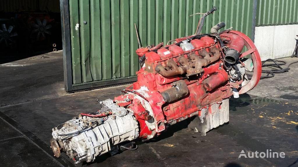 moteur pour MAN D2866F camion