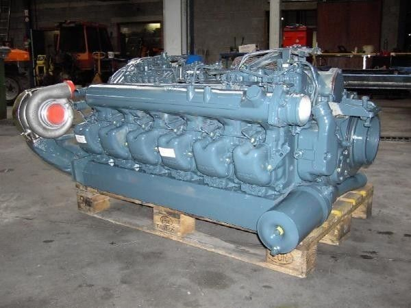 moteur pour MAN D2876 LOH 01/02/03/04/05/20/21/23 bus