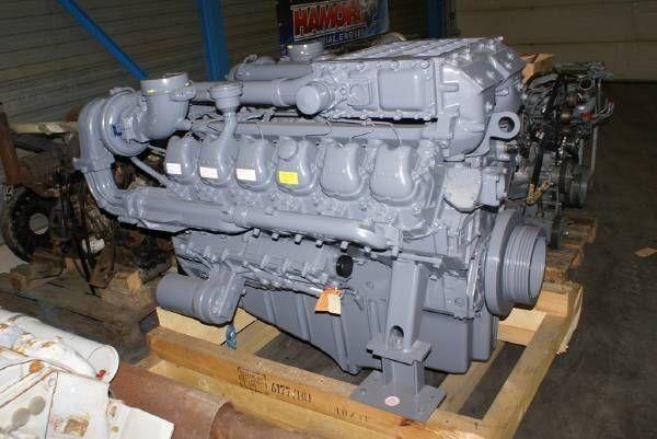 moteur pour MAN NEW FACTORY ENGINES autre matériel TP neuf