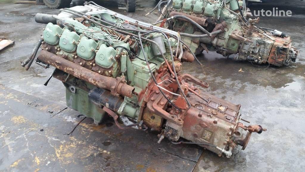 moteur pour MERCEDES-BENZ OM 402 camion