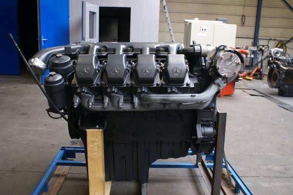 moteur pour MERCEDES-BENZ OM 502 LA camion