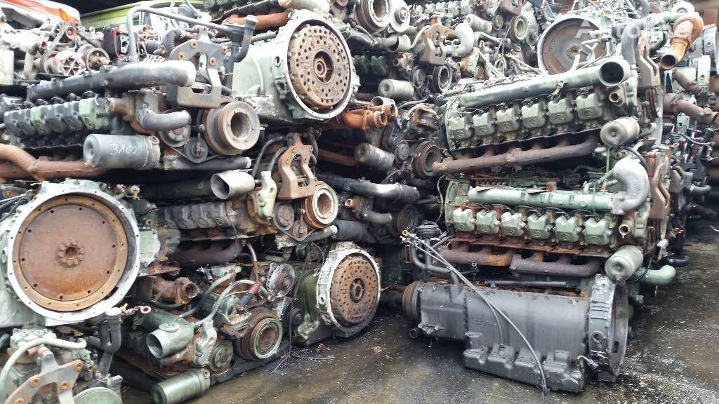 moteur pour MERCEDES-BENZ OM447 OM447LA camion
