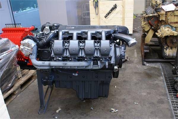 moteur pour MERCEDES-BENZ OM542LA autre matériel TP