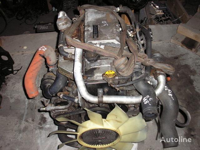 Mitsubishi 4M40-4d31-4d34 moteur pour MITSUBISHI canter camion