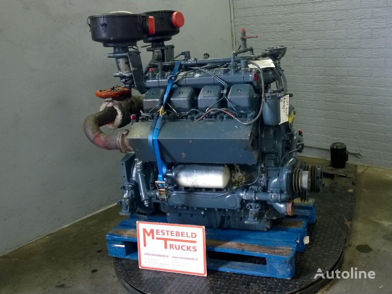 MWM D234 V8 moteur pour Motor MWM D234 V8 tracteur routier