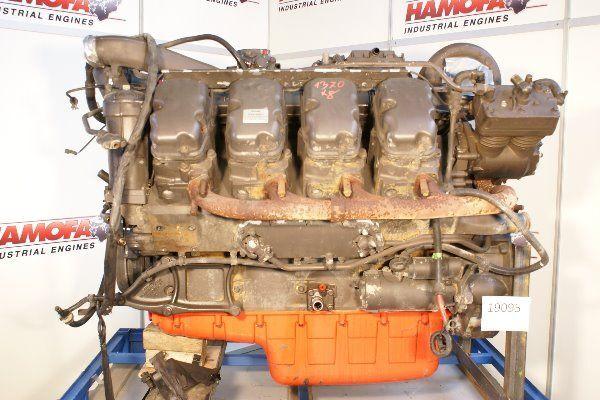 moteur pour SCANIA DC1602 tracteur routier