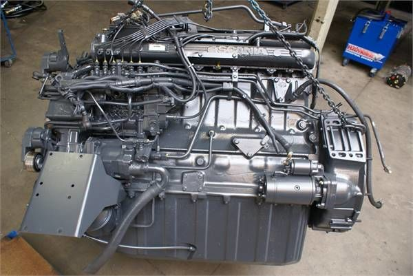 Scania DC9.05 moteur pour SCANIA DC9.05 autre matériel TP