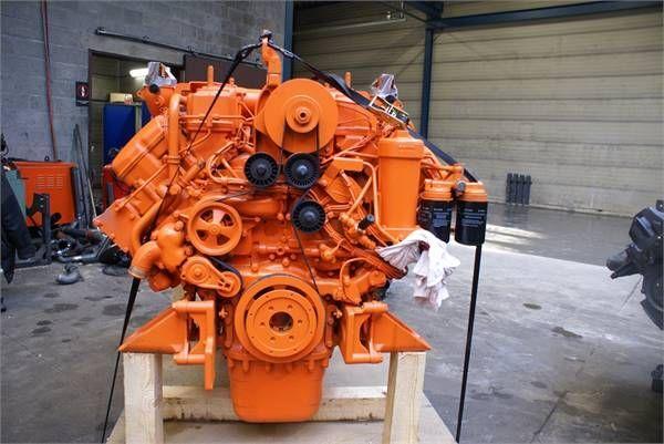 moteur pour SCANIA DI 16.43M autre matériel TP