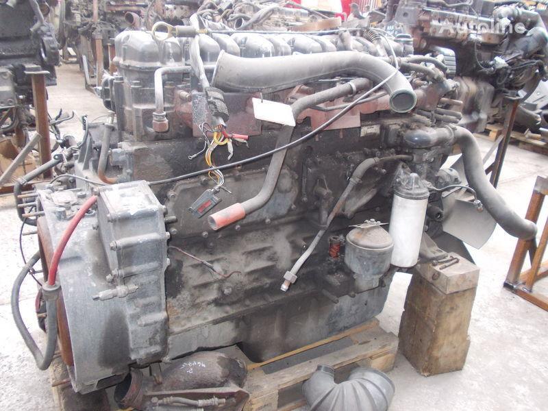 moteur SCANIA DSC 12 02 pour tracteur routier SCANIA 124