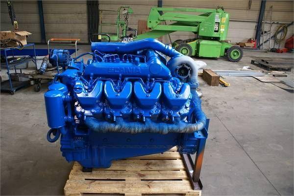 moteur pour SCANIA DSC 14 01 autre matériel TP