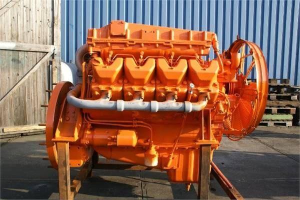 moteur pour SCANIA DSI 14 tracteur routier