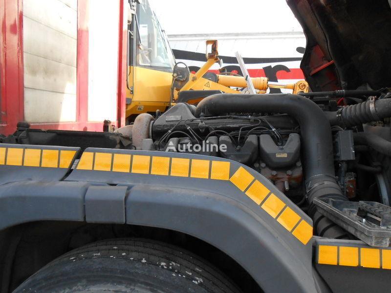 DSC 1415 L02 SCANIA 144 DSC1415L02 V8 PS 460/530 moteur pour SCANIA Mod 144 PS 460/530 camion