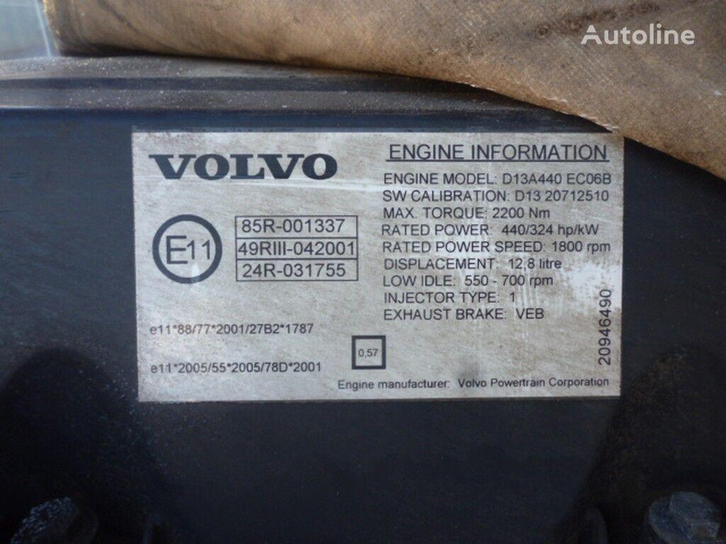 Volvo D13A440 ECO6B moteur pour VOLVO camion