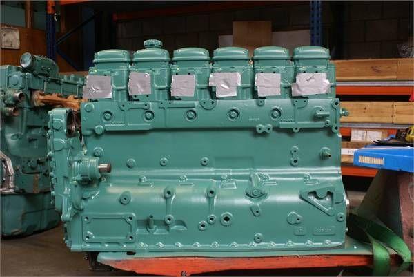 moteur pour VOLVO D10 BADE2 bus