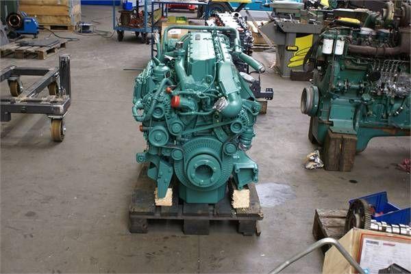 moteur pour VOLVO D7E autre matériel TP