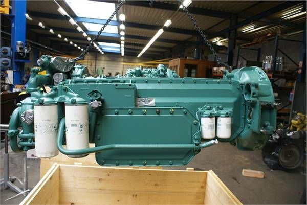 moteur pour VOLVO DH10A autre matériel TP