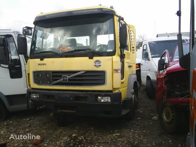 Volvo moteur pour VOLVO F6-250 camion