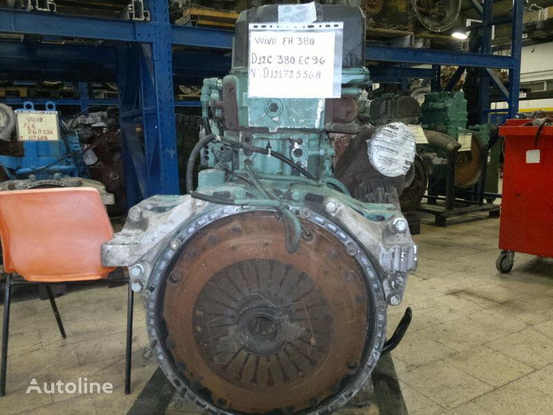 D12C-380HP Volvo D12C moteur pour VOLVO FH12 / L180 camion