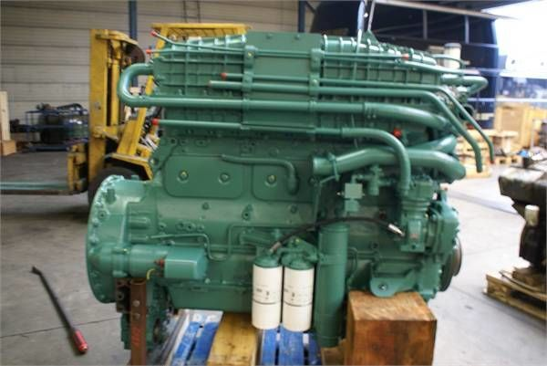 moteur pour VOLVO TD122KAE autre matériel TP