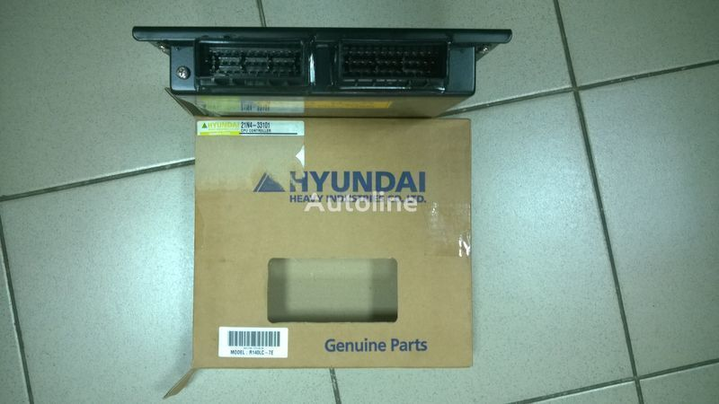 Hyundai 21N4-33101 CPU CONTROLLER ordinateur de bord pour HYUNDAI  R140LC-7 excavateur neuf
