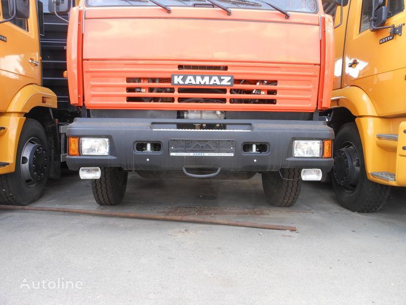 pare-choc pour KAMAZ 65115 camion neuf